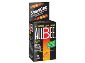 Allbee Plus C 60 Caplet