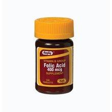 Folic Acid 400 Mcg 100 Tablet By Major Rugby