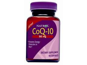 Natrol Co Q-10 50 Mg Dietary Supplement Capsules 45