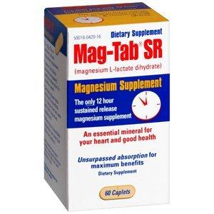 Mag-Tab-Sr 60 Tablet