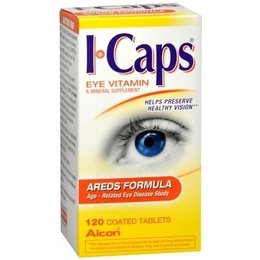 Icaps Areds 120 Tablet