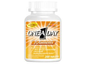 Image 0 of One-A-Day Womens Multivitamin/Multimineral Supplement Tablets 200