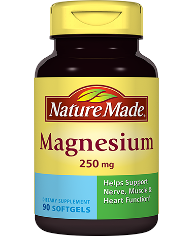 Image 0 of Nature Made Magnesium Oxide 250 Mg 100 Tablet