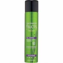 Image 0 of Garnier Fructis Style Full Control Ultra Strong Hair Spray 8.25 Oz