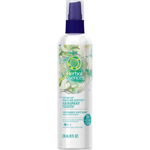 Clairol Herbal Essences Hair Spray Set Me 8 Oz