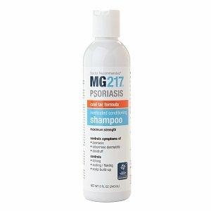 Mg217 Medicated Tar Shampoo 8 Oz
