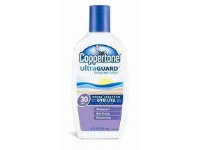 Image 0 of Coppertone SPF 30 Ultraguard Lotion 8 Oz