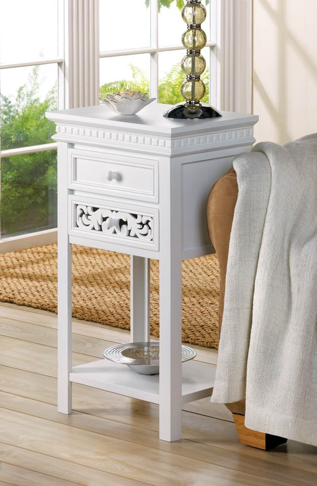 This side table will make a great addition to any room!