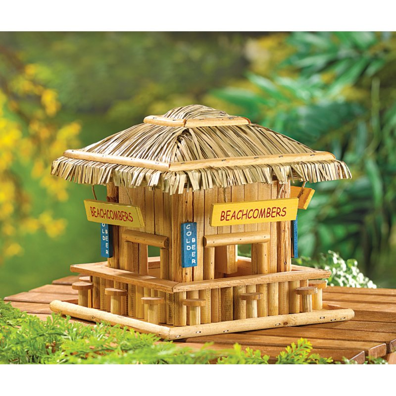 Beachcombers Hangout Birdhouse