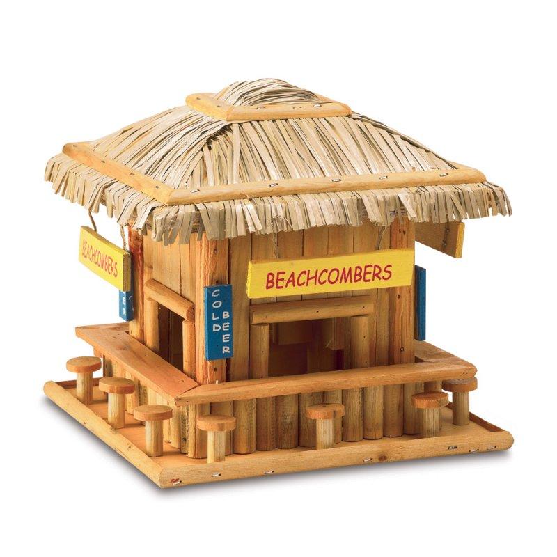 Image 1 of Beachcombers Hangout Birdhouse