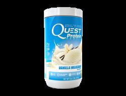 Questnutrition Vanilla Milkshake Protein Powder 2 lb Canister