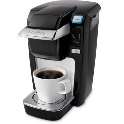 Keurig® K10 Mini Plus Single-Cup Brewer + Auto Shutoff - BLACK