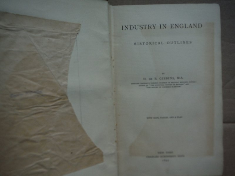 Image 1 of Industry in England