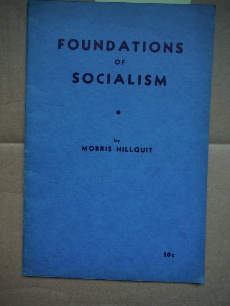 Foundations of Socialism