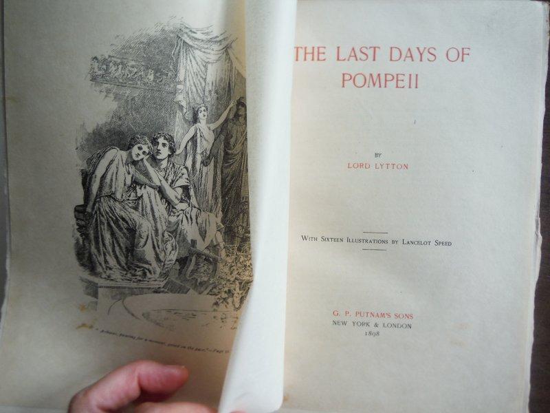 Image 1 of Last Days of Pompeii