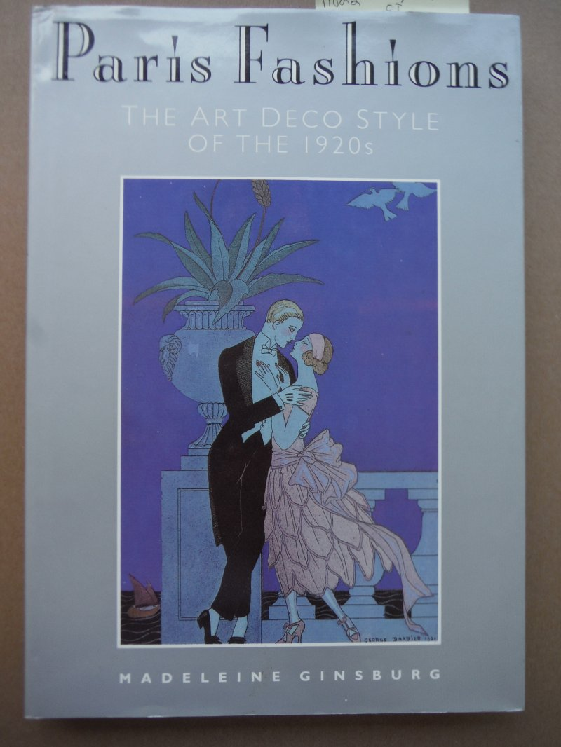 Image 0 of Paris Fashions: The Art Deco Style of the 1920's