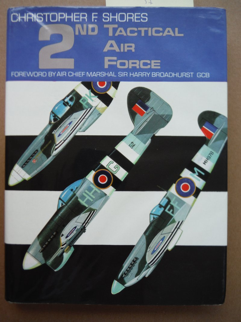 2nd TAF, Tactical Air Force