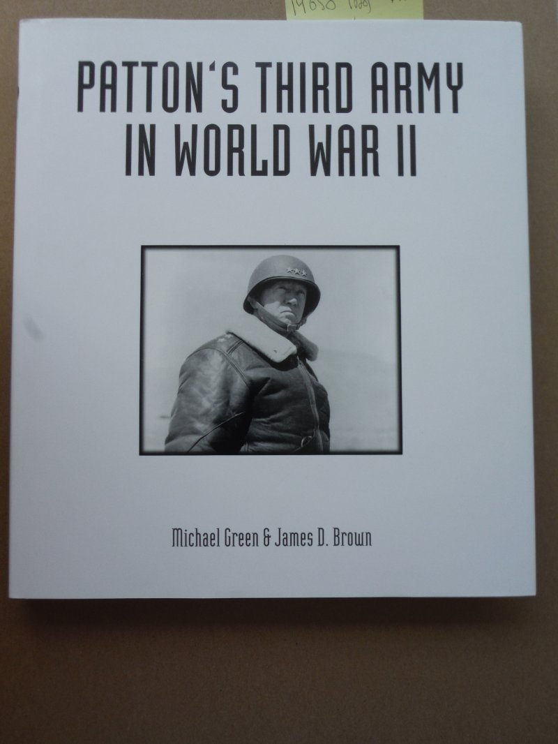 Image 0 of Patton's Third Army in World War II: An Illustrated History
