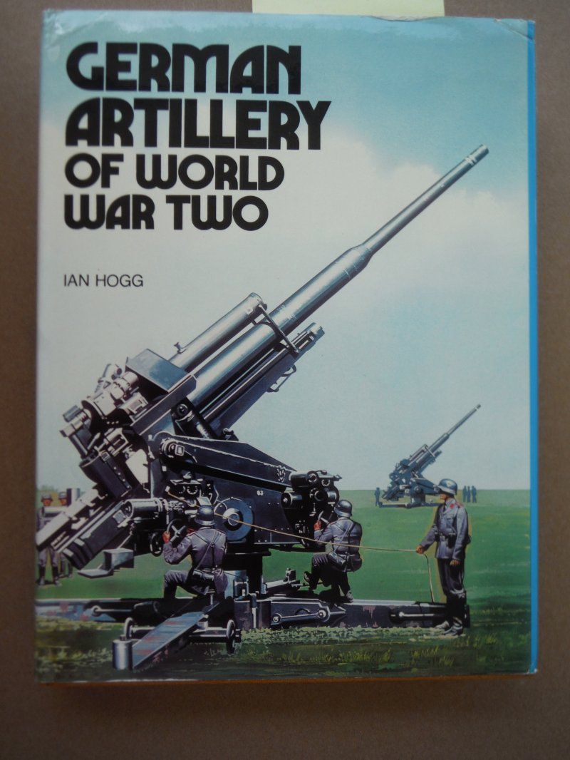 Image 0 of German Artillery of World War Two