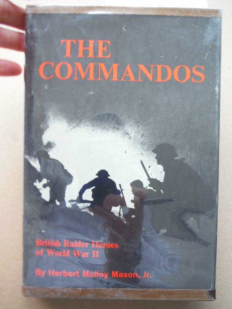 Image 0 of The Commandos - British Raider Heroes of World War Ii