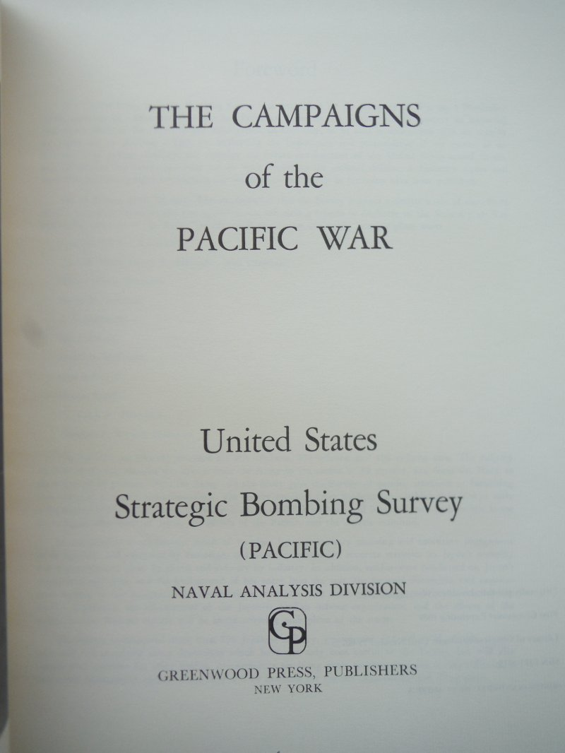 Image 1 of Campaigns of the Pacific War