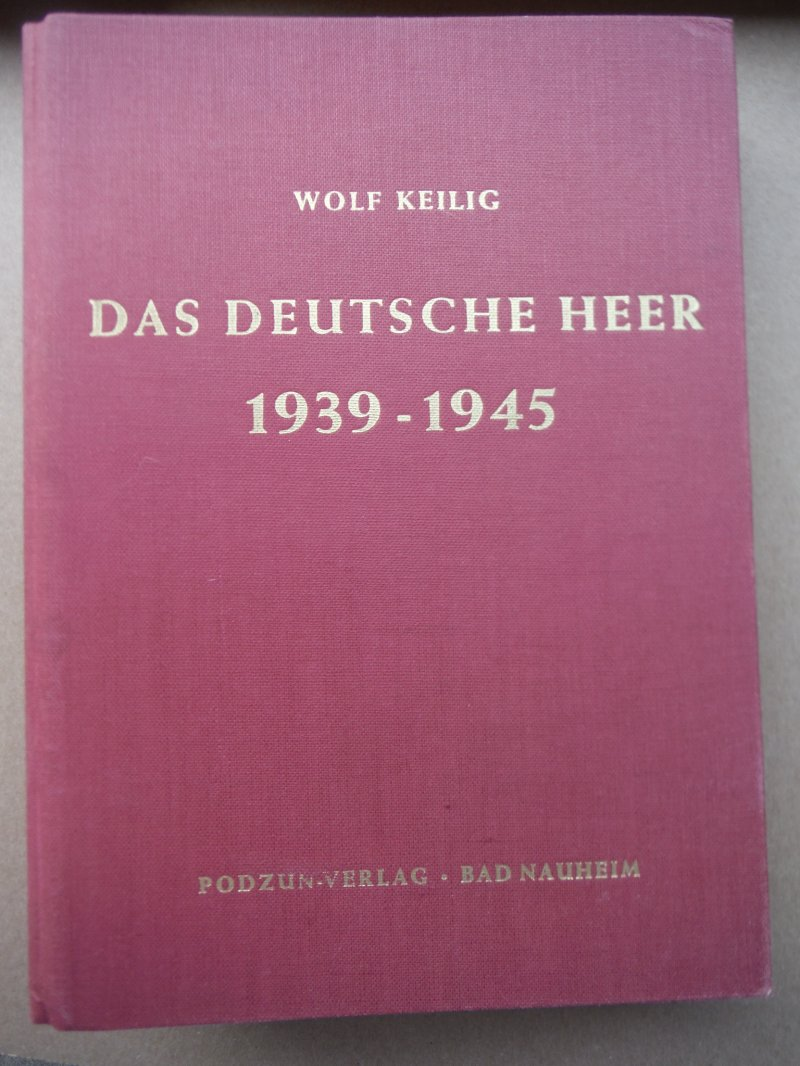 Image 1 of Da Deutsche Heer 1939-1945 (3 Vols)