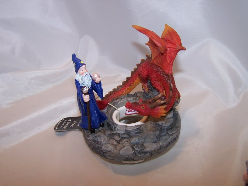 Image 0 of Wizard and Dragon Soot Stopper