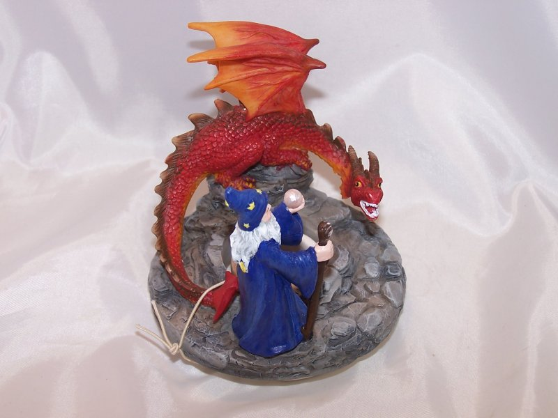 Image 1 of Wizard and Dragon Soot Stopper