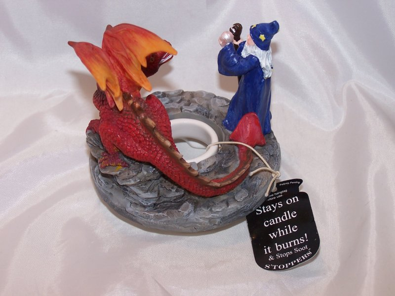 Image 2 of Wizard and Dragon Soot Stopper
