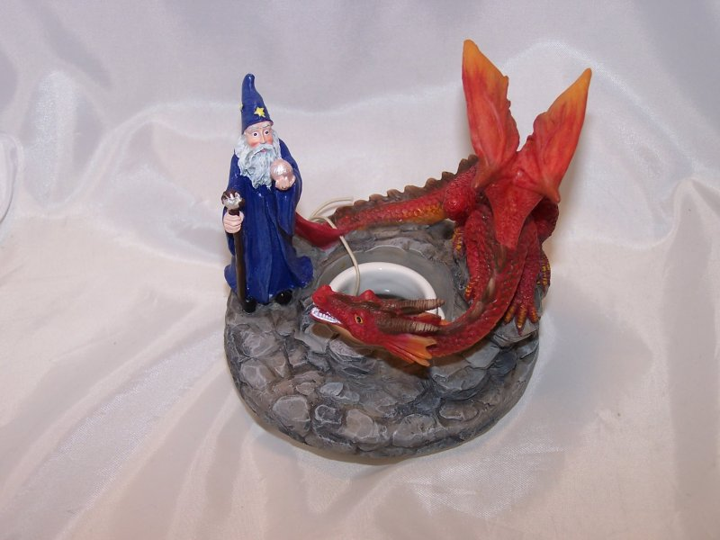 Image 3 of Wizard and Dragon Soot Stopper