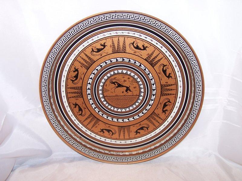 Grecian Etruscan Tray