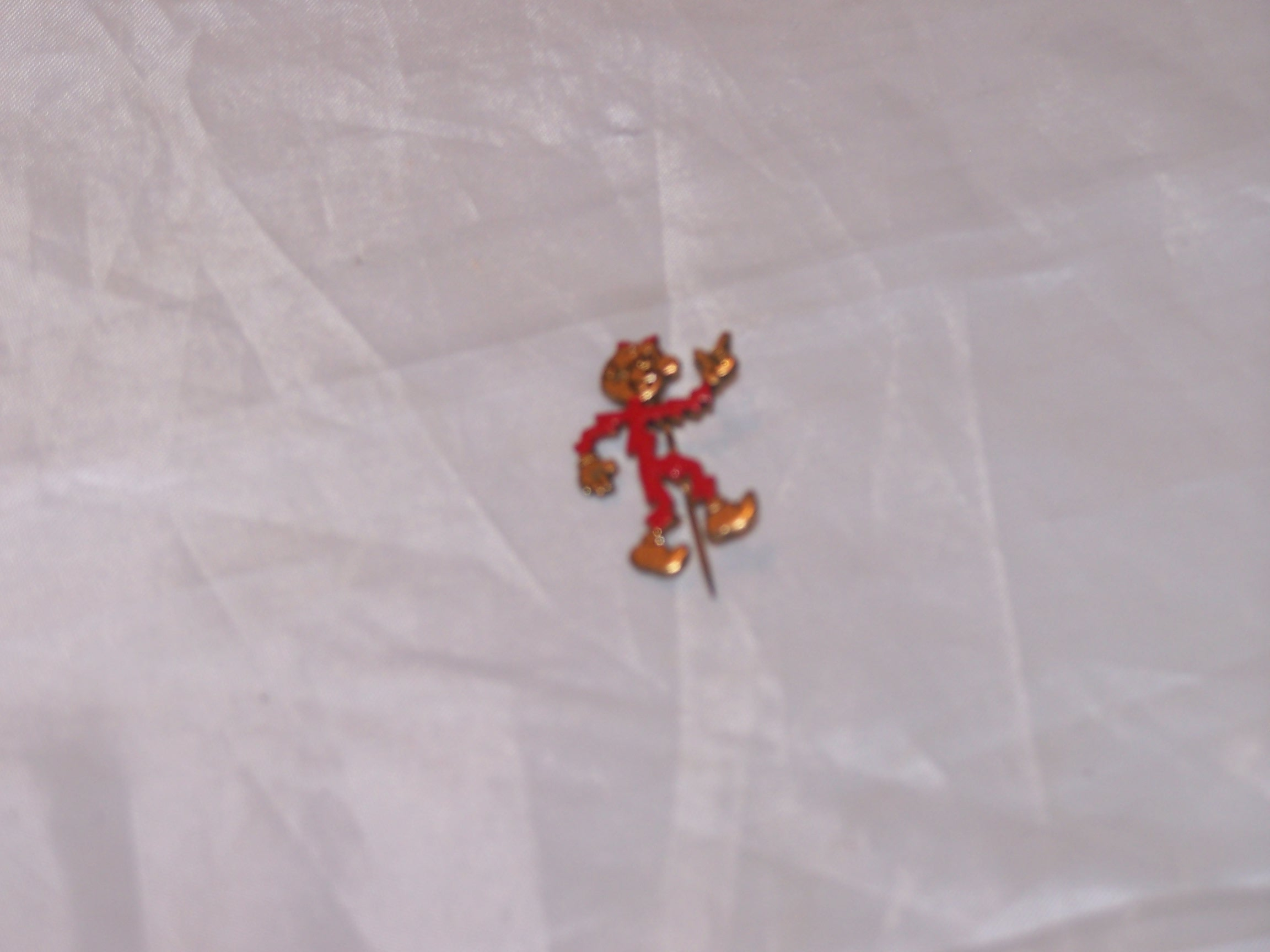Image 1 of Reddy Kilowatt, The Mighty Atom, Pin