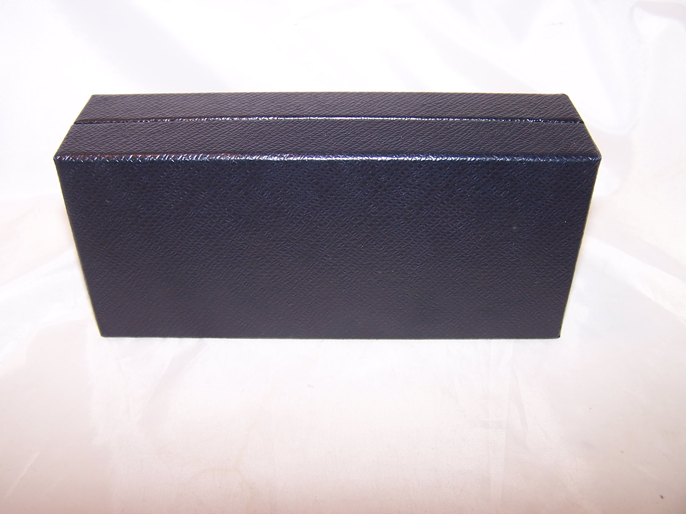 Image 6 of Prada Box, Black w Silver, Rectangular