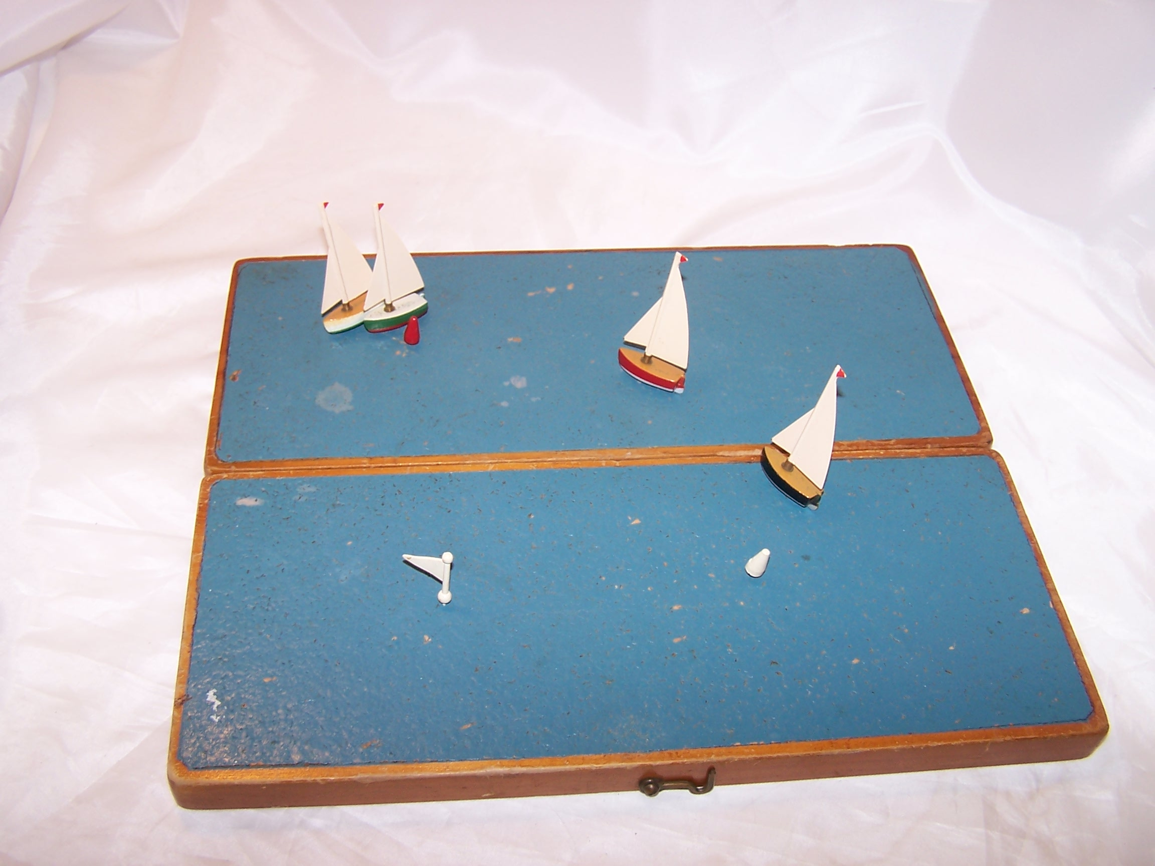 Image 1 of Boat Racing Protest Set, 1947