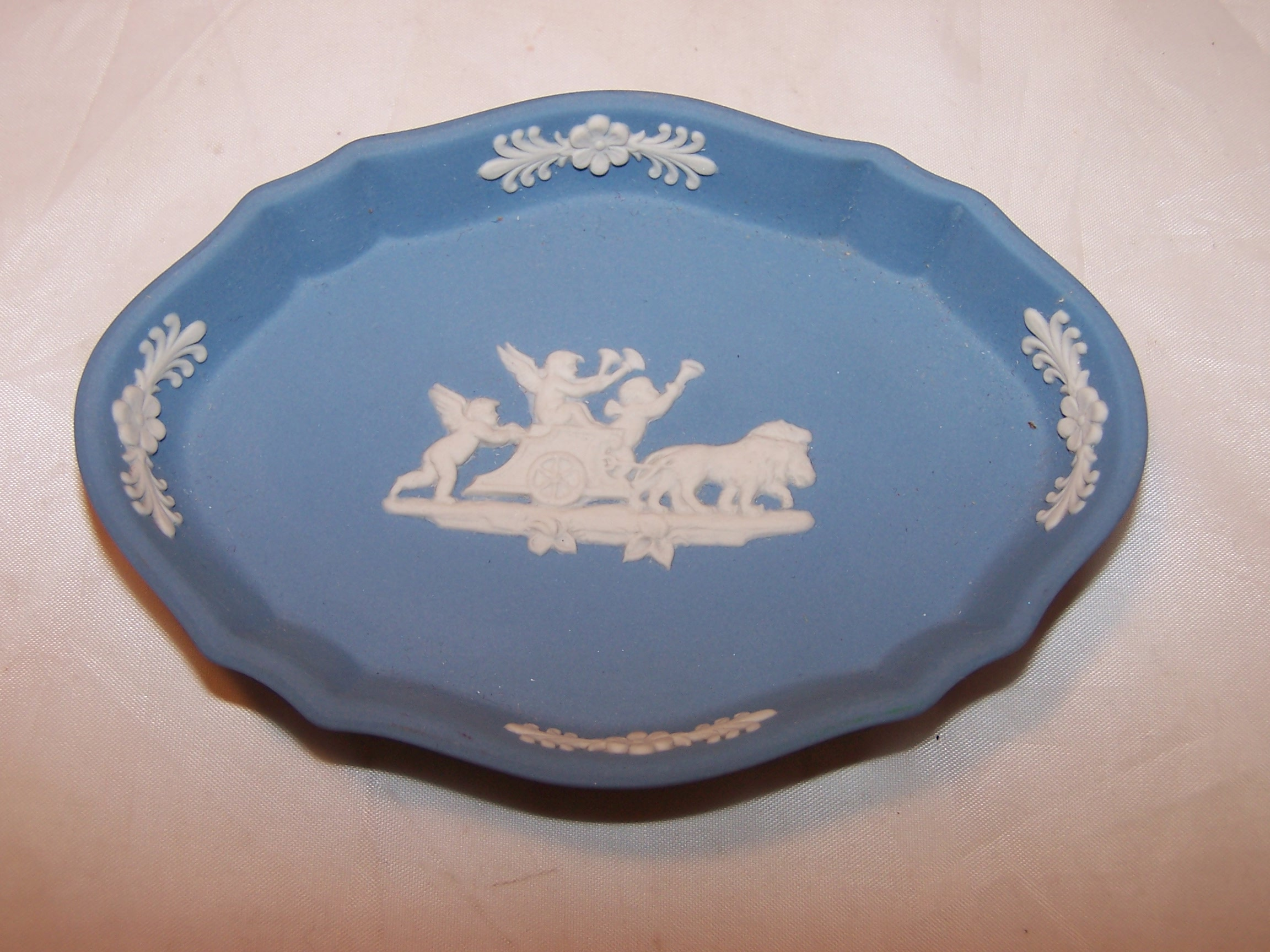 Wedgwood Jasperware Oval Dish
