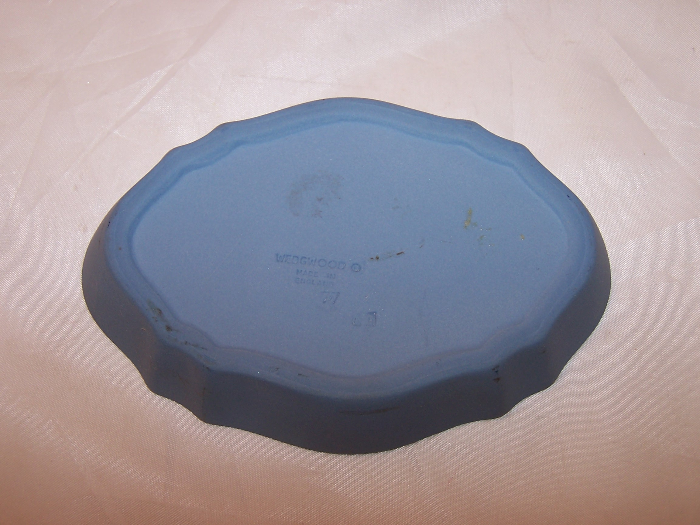 Image 1 of  Wedgwood Jasperware Oval Dish