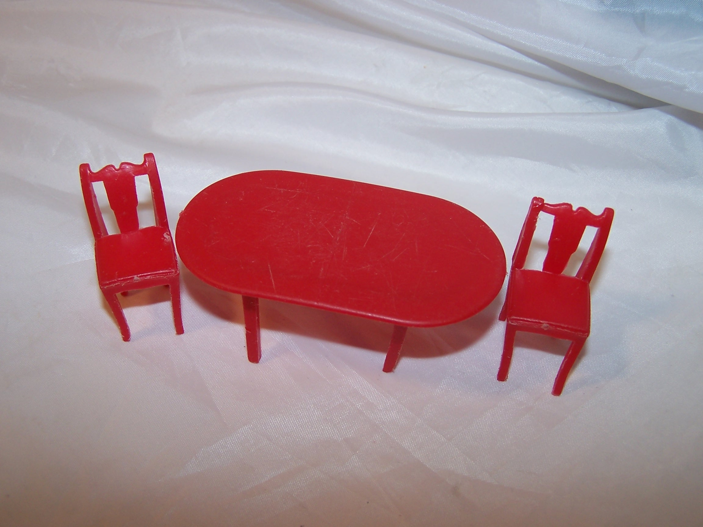 Dollhouse Table, Chairs