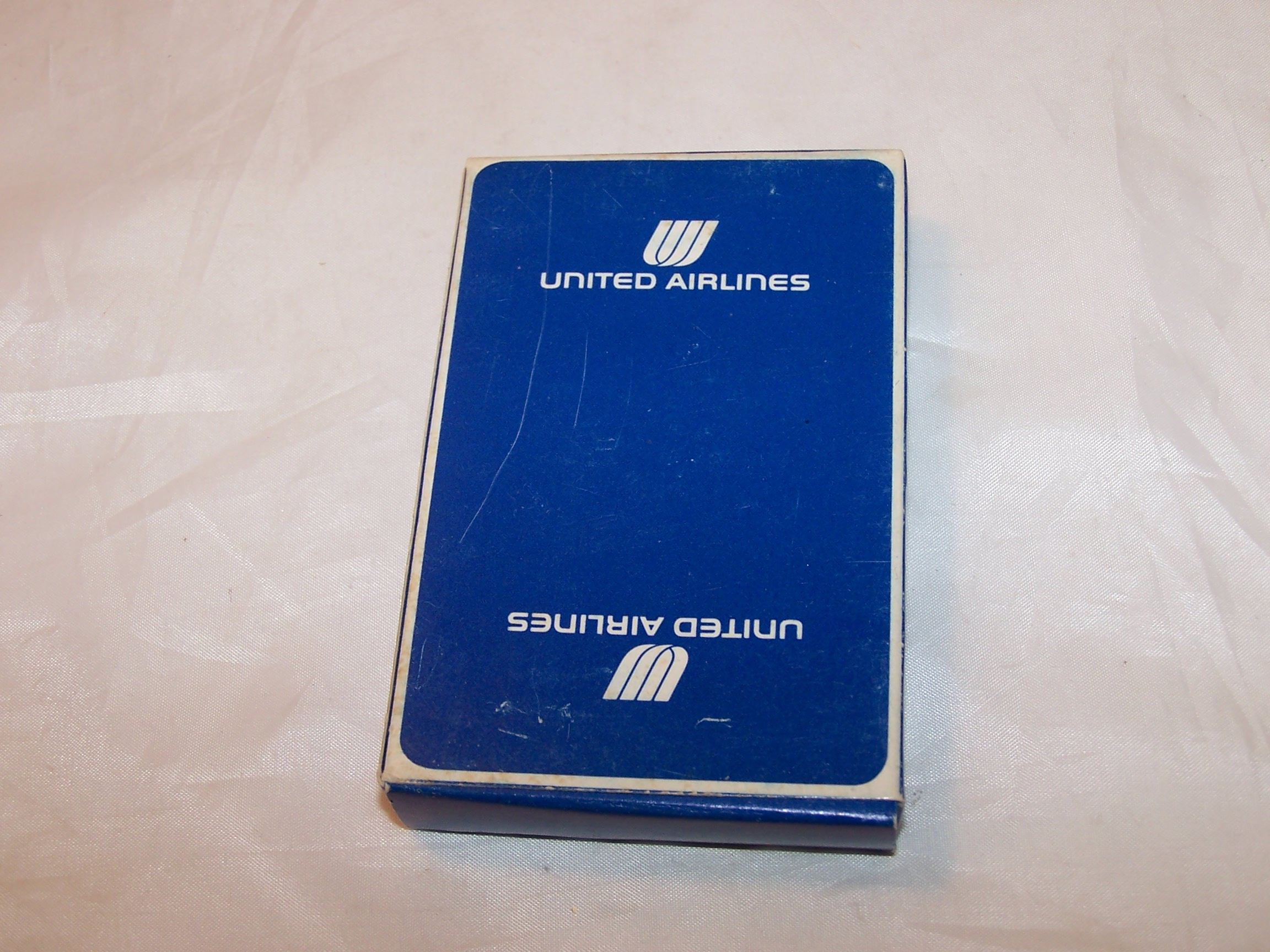 Playing Cards United Airlines, Vintage New, Orig Pkg