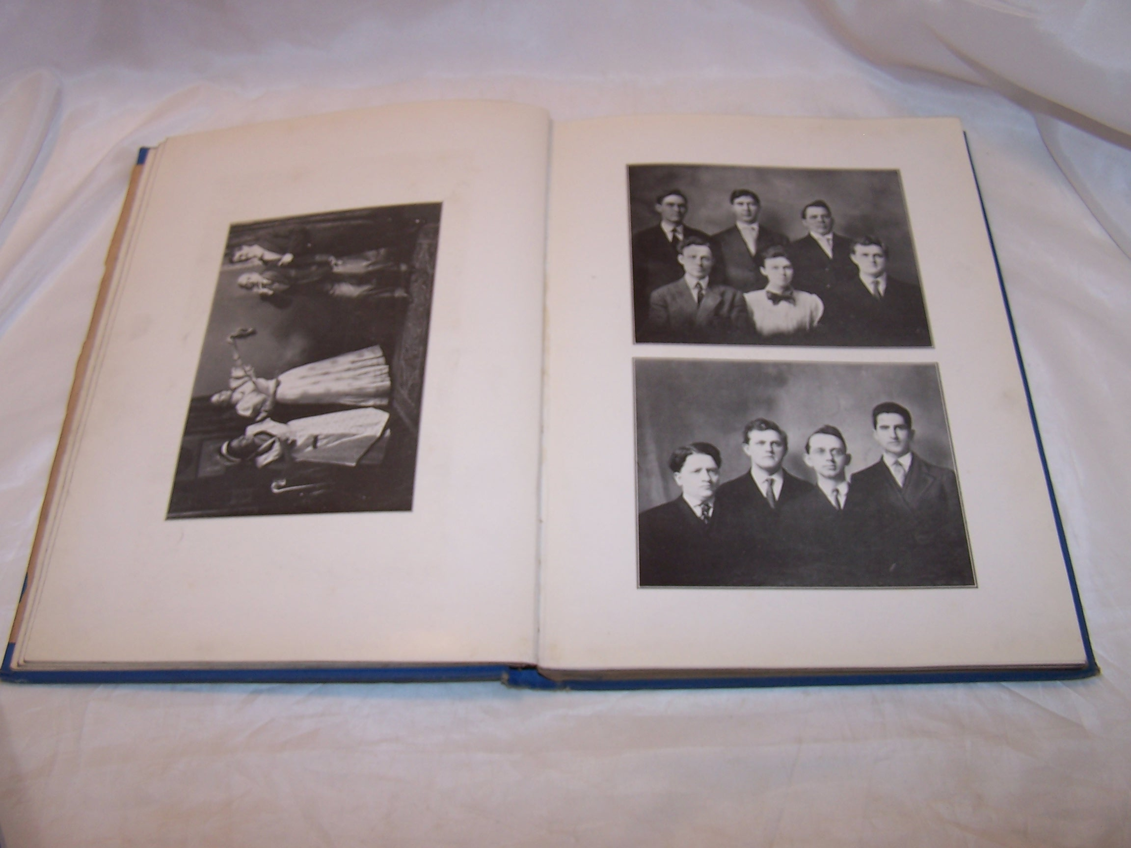 1909 Mount Union College Yearbook, Alliance OH w Bonus