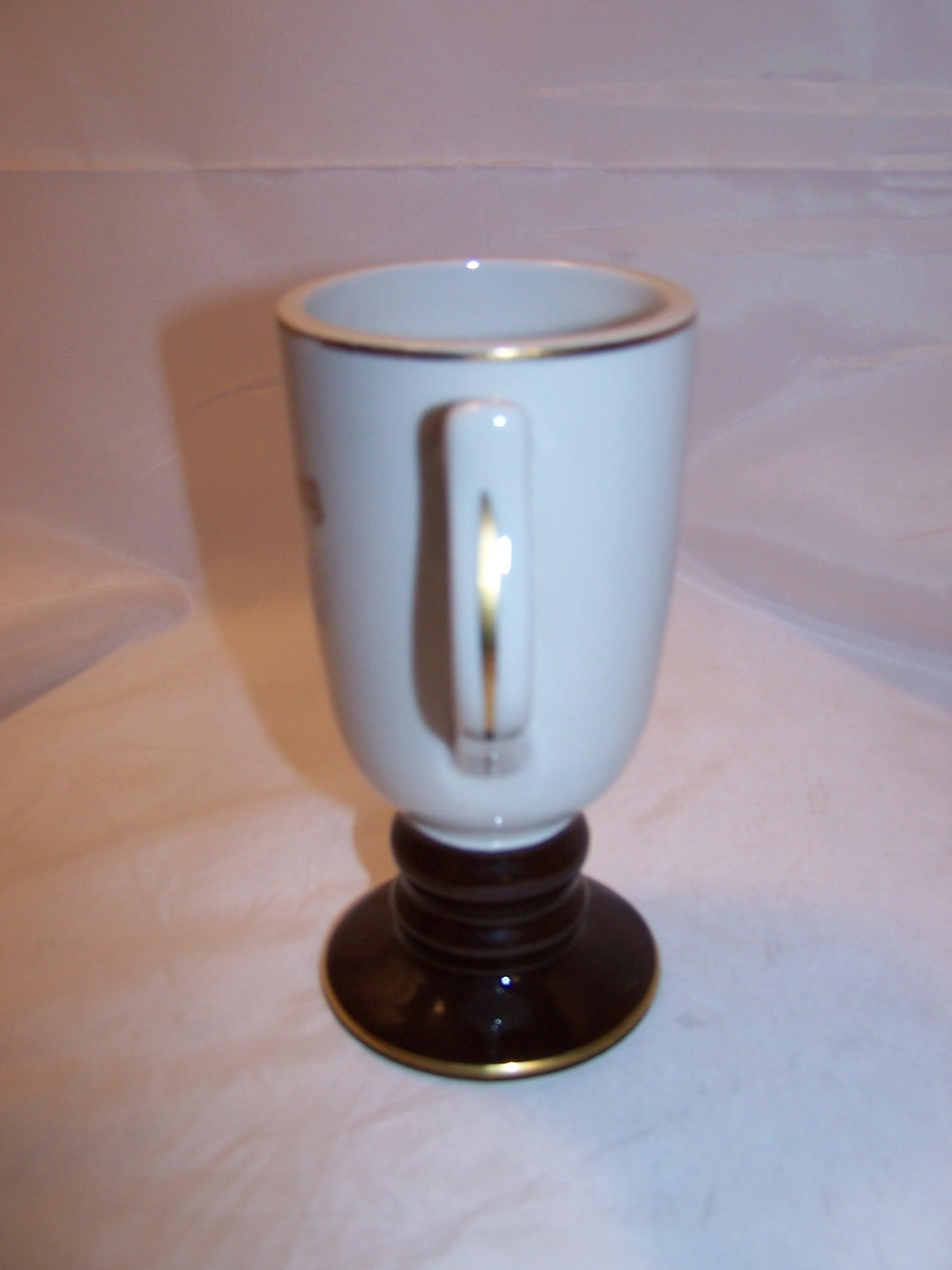 Image 1 of Bob Feller Mug, The Pewter Mug Restaurant, Vintage