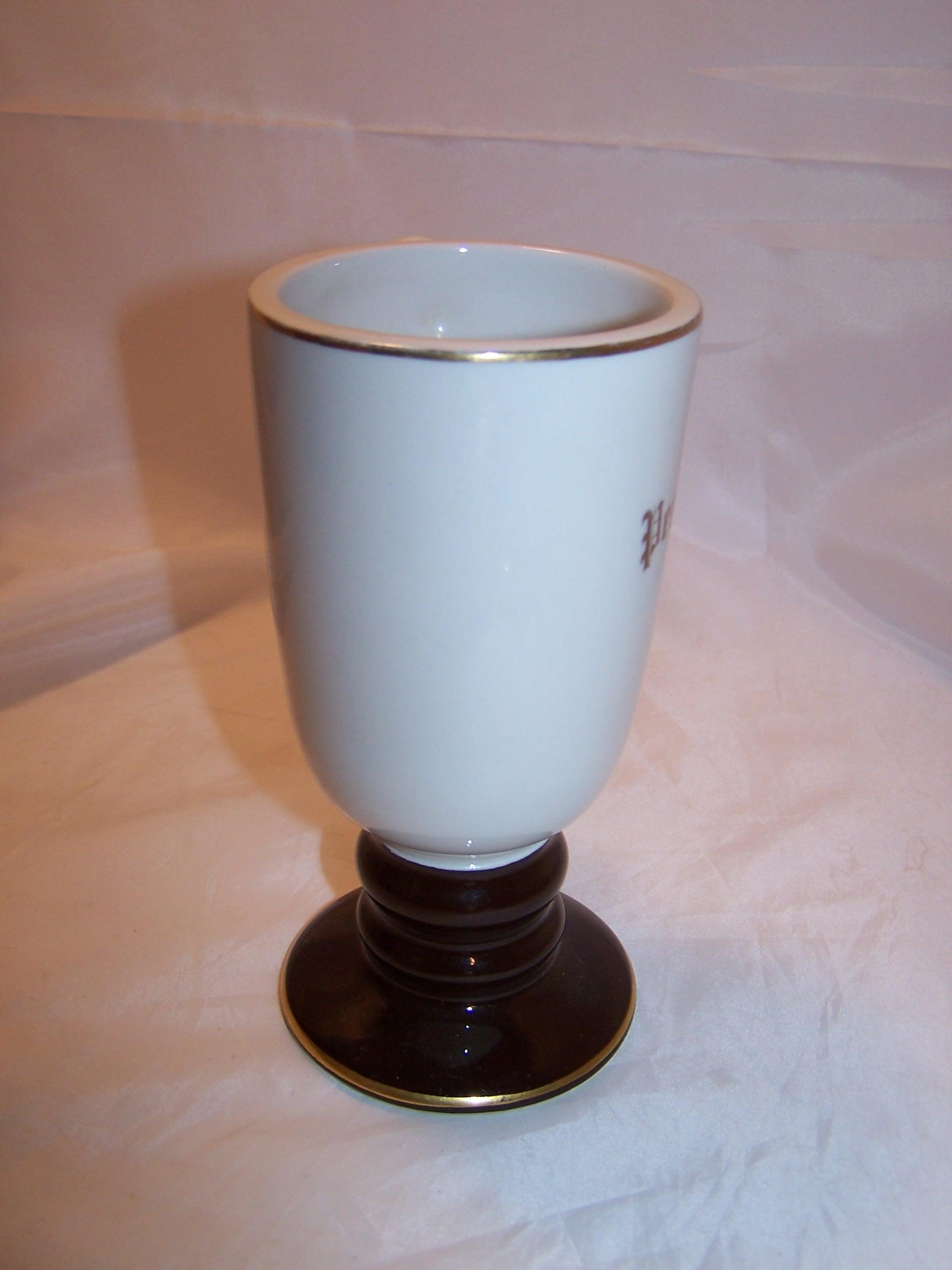 Image 3 of Bob Feller Mug, The Pewter Mug Restaurant, Vintage