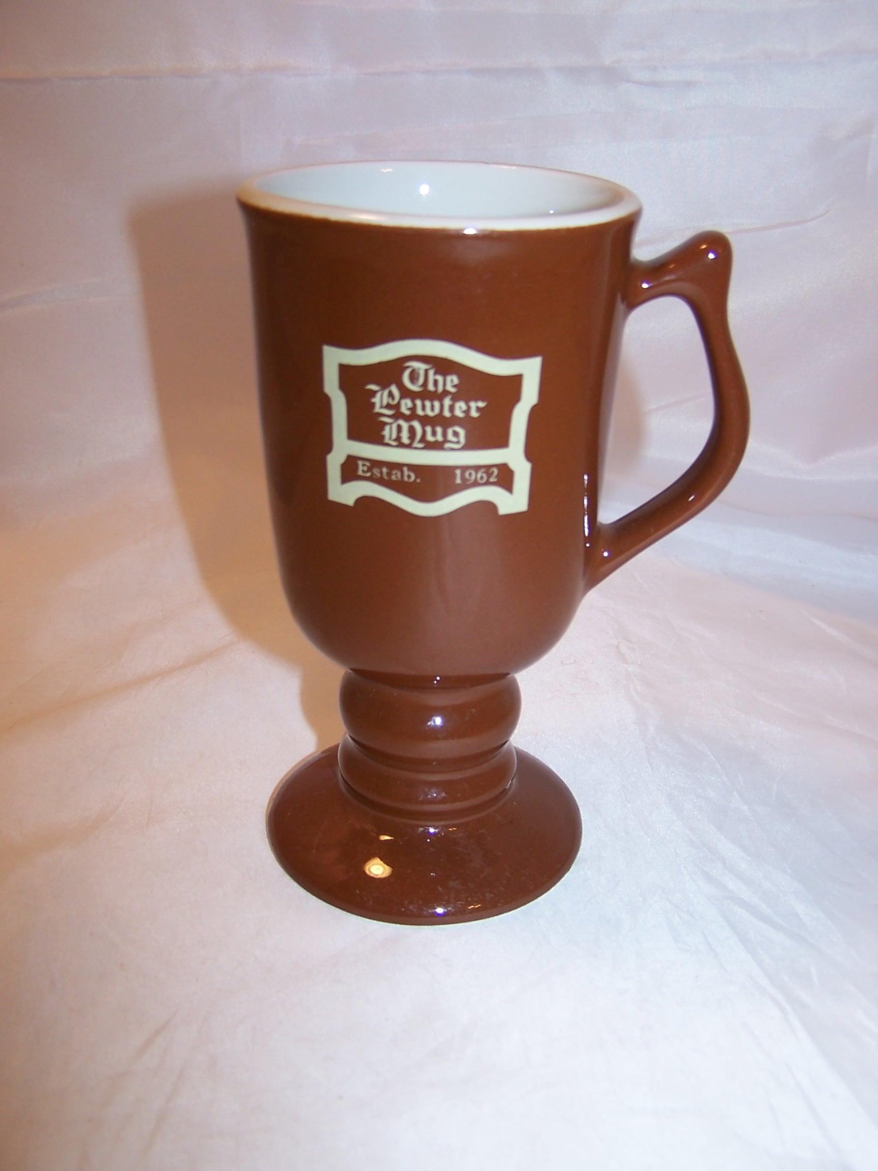 Art Modell Mug, The Pewter Mug
