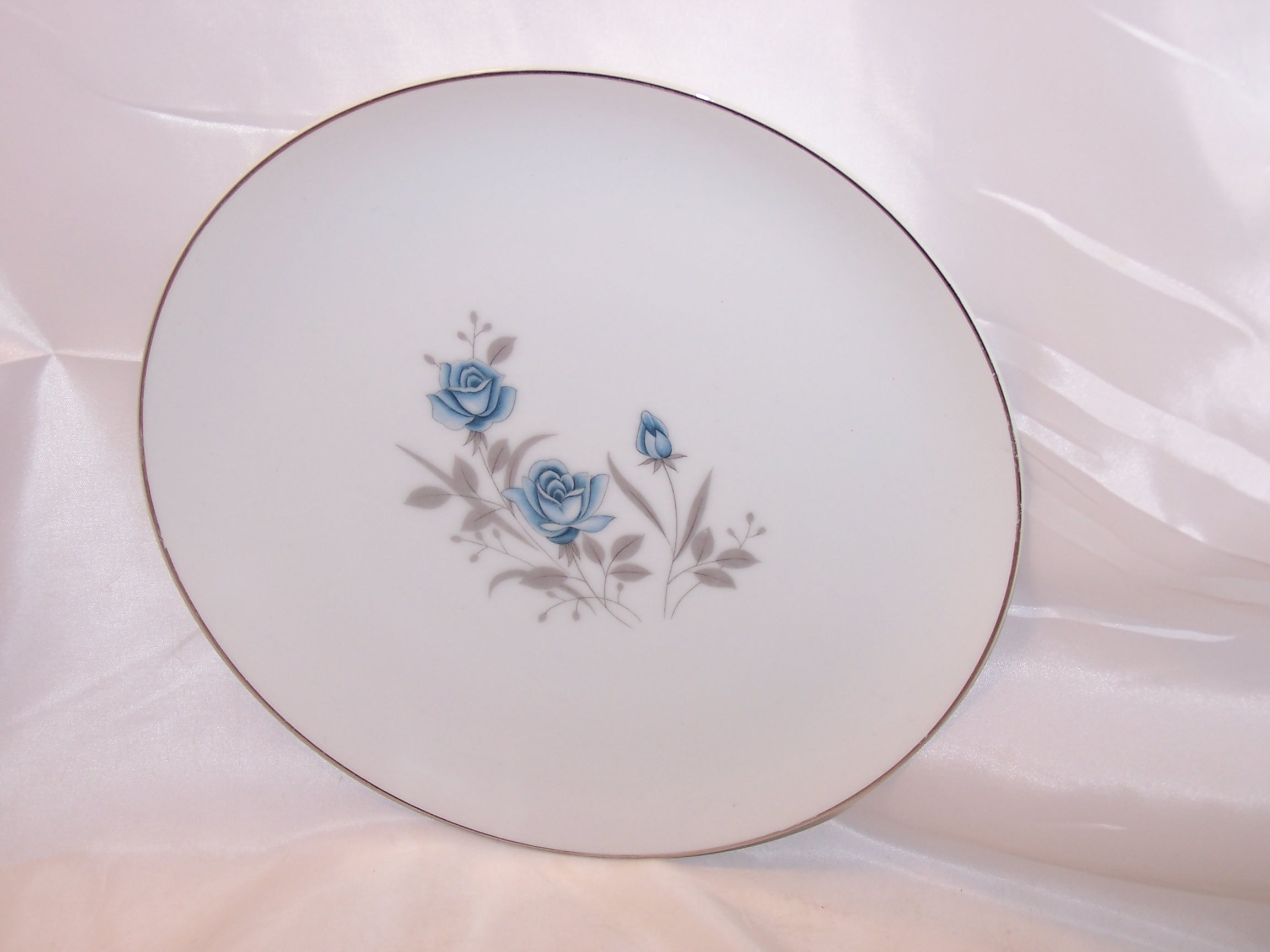 '.Dinner Plate, Royal Taunton.'