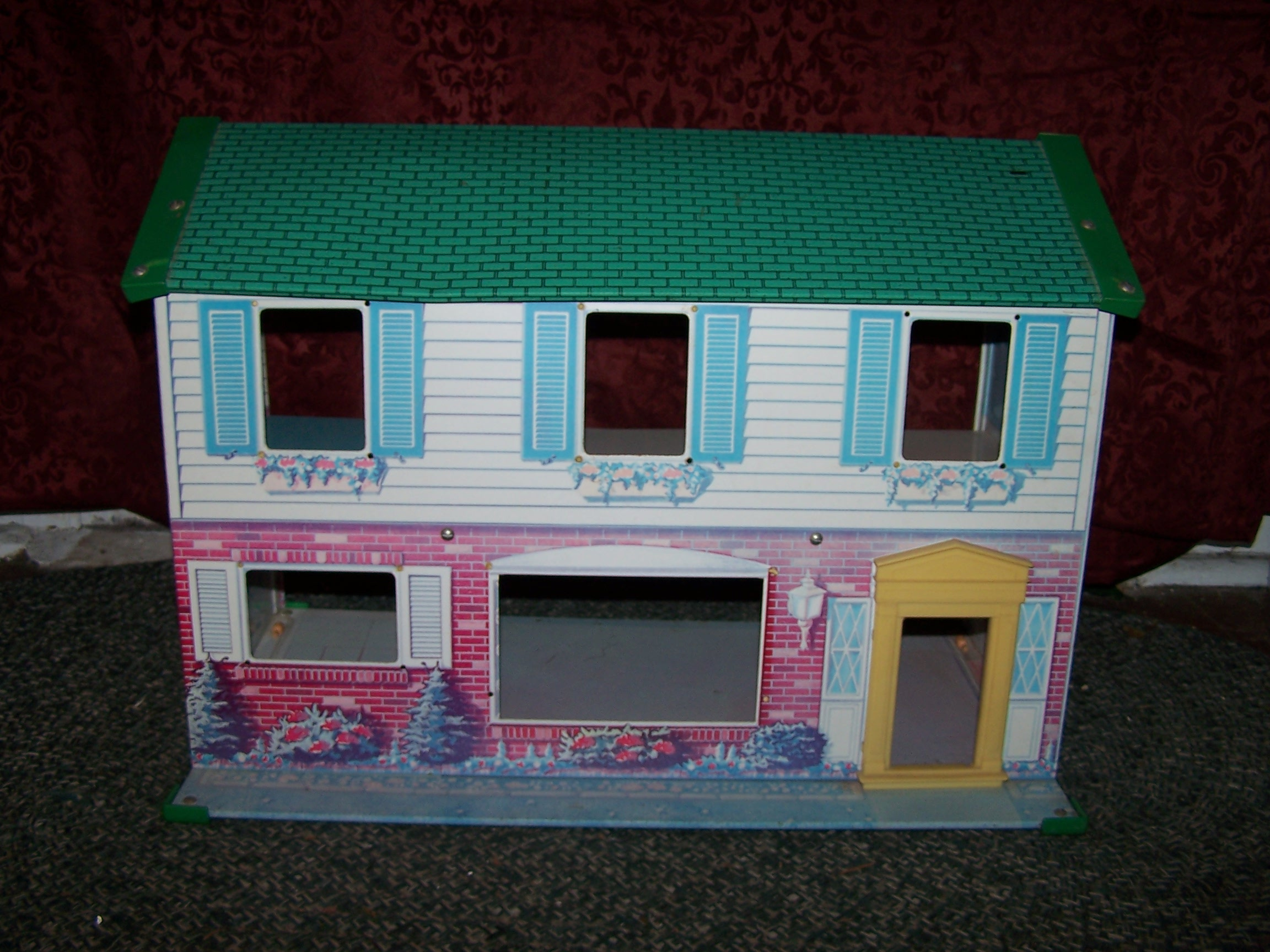 Beloved Wolverine Dollhouse