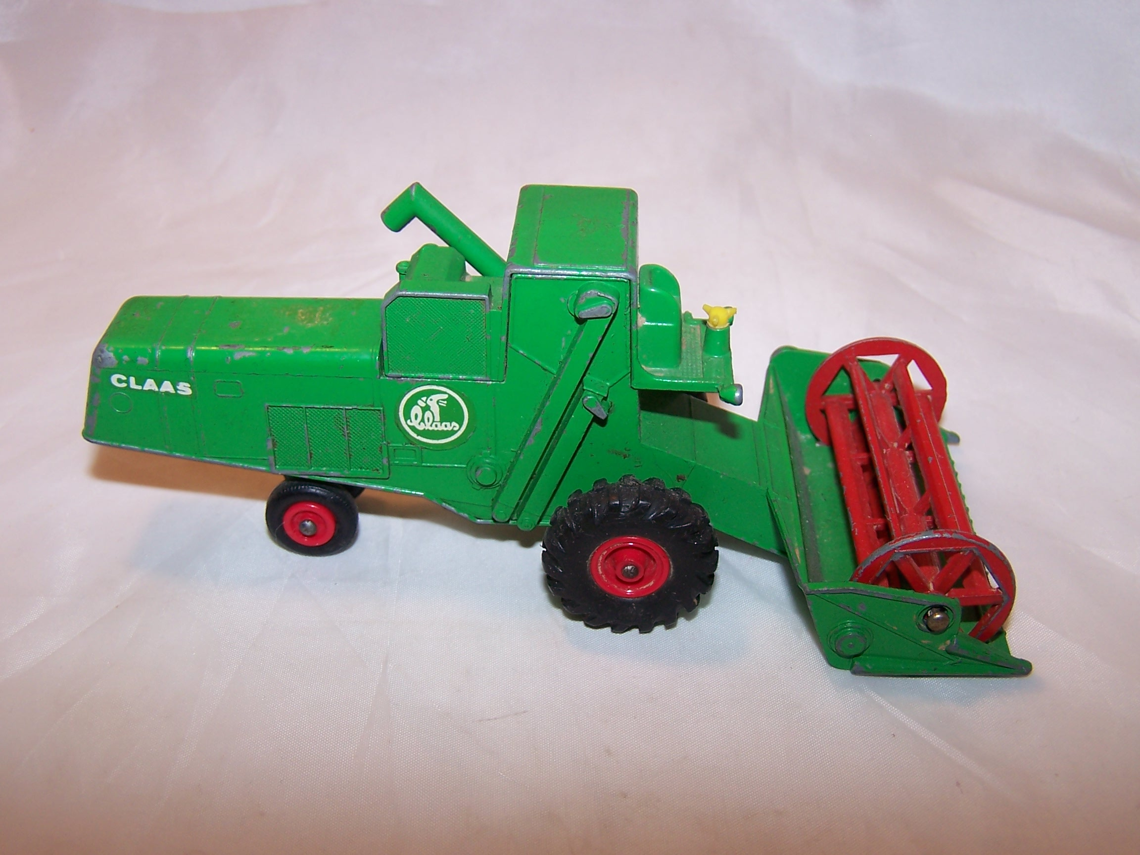 Claas Combine Harvester K9, Matchbox, Lesney