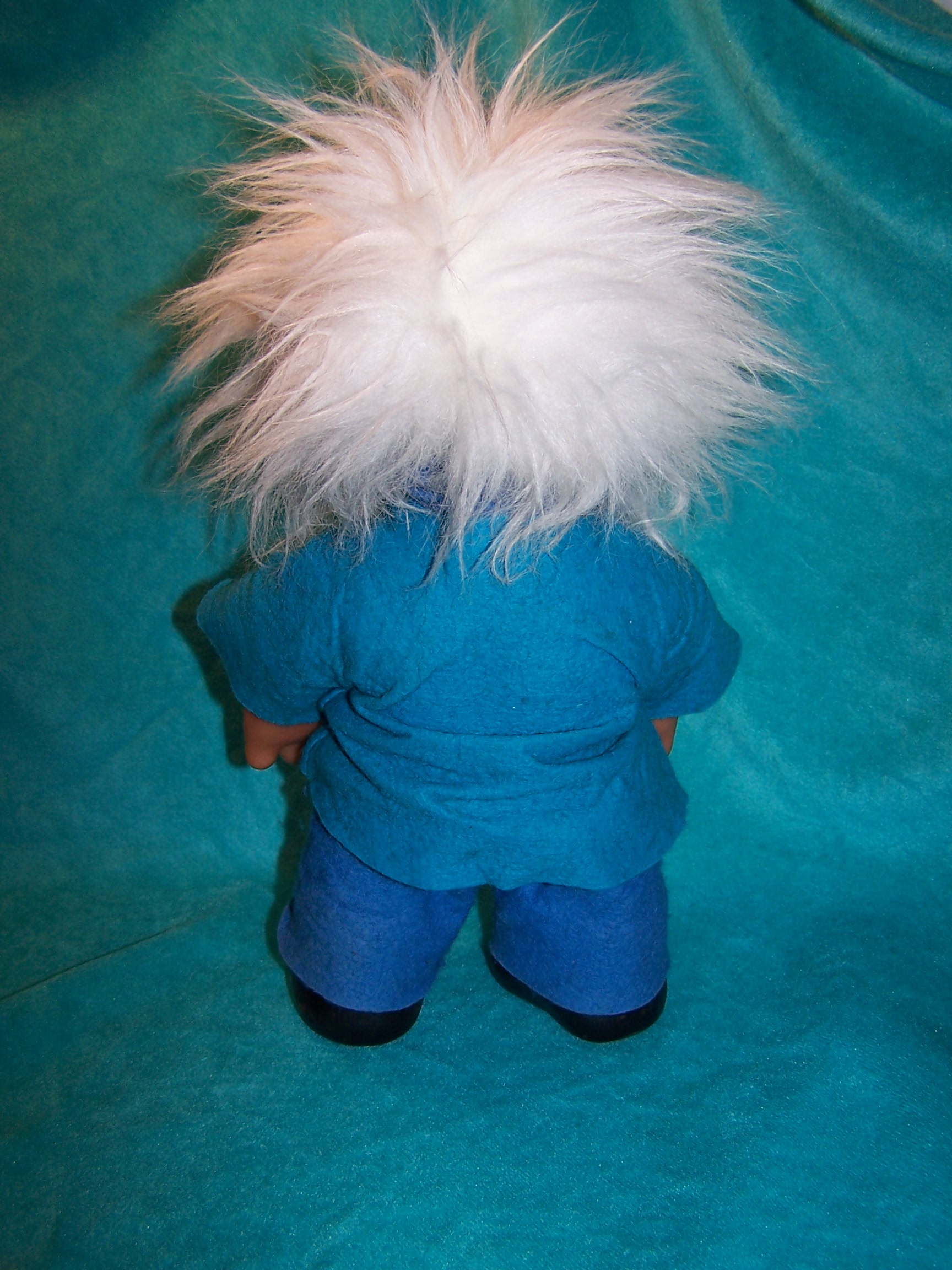 Image 3 of Norfin Troll Doll Grandpa, Thomas Dam, 1977 Denmark