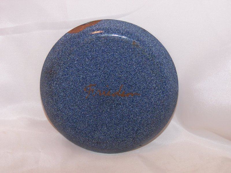 Image 4 of Herb Friedson Signed Enamel Dish, 1957, Cleveland Yachting Club
