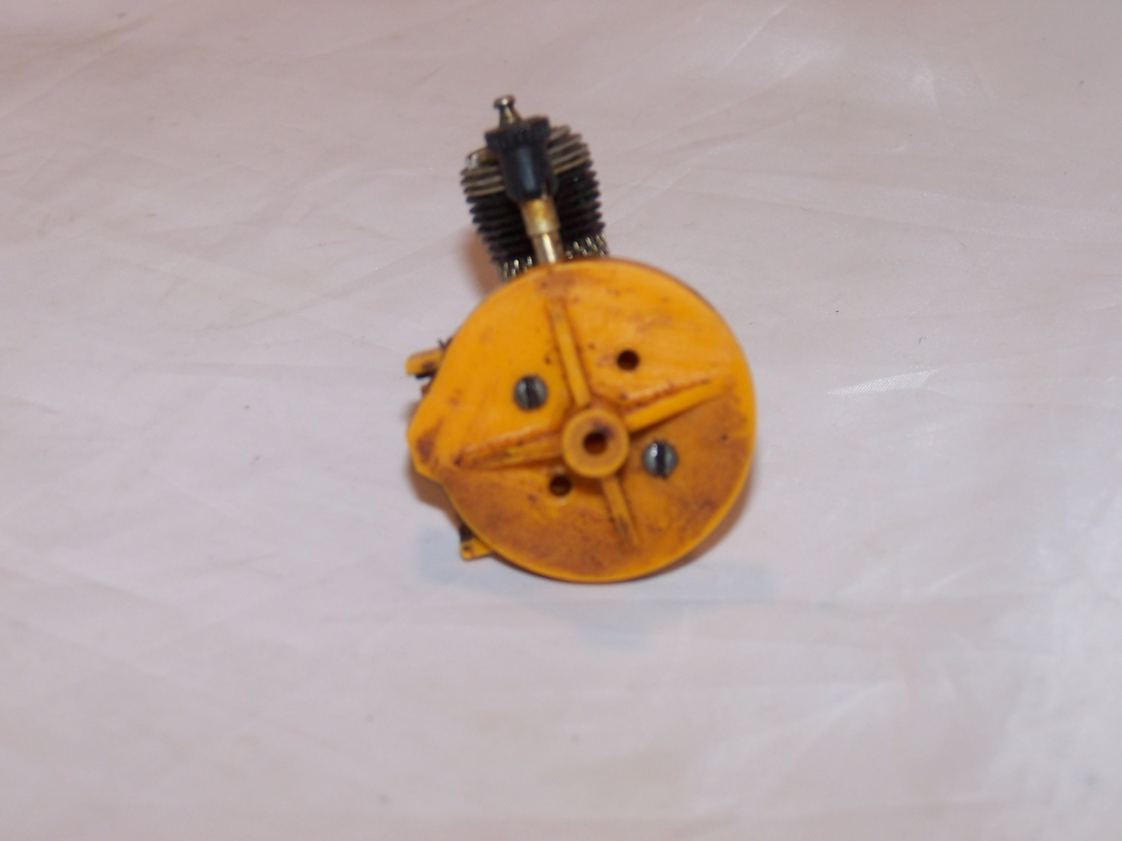 Image 1 of Radio Control RC Airplane Motor, Vintage