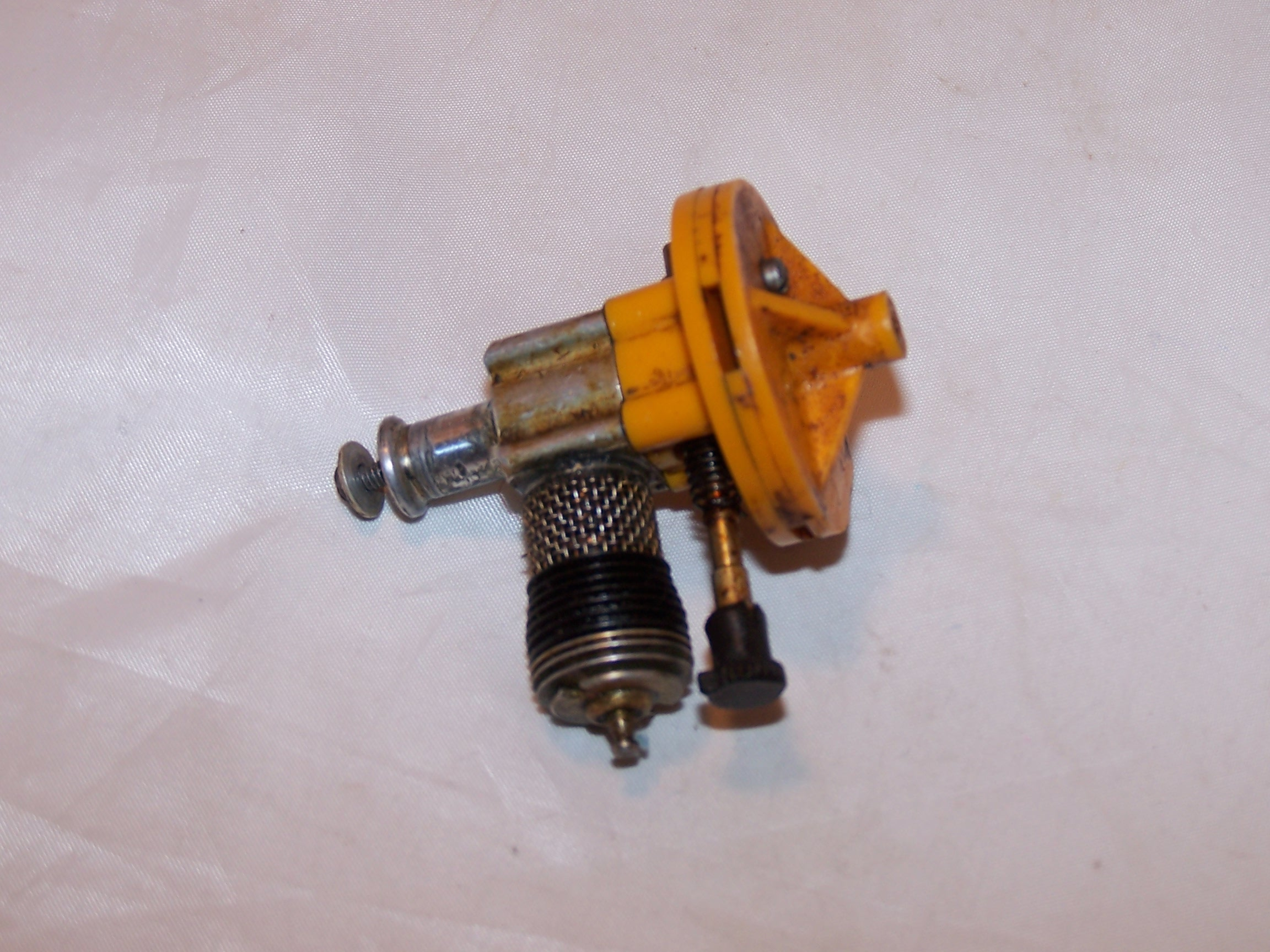 Image 3 of Radio Control RC Airplane Motor, Vintage