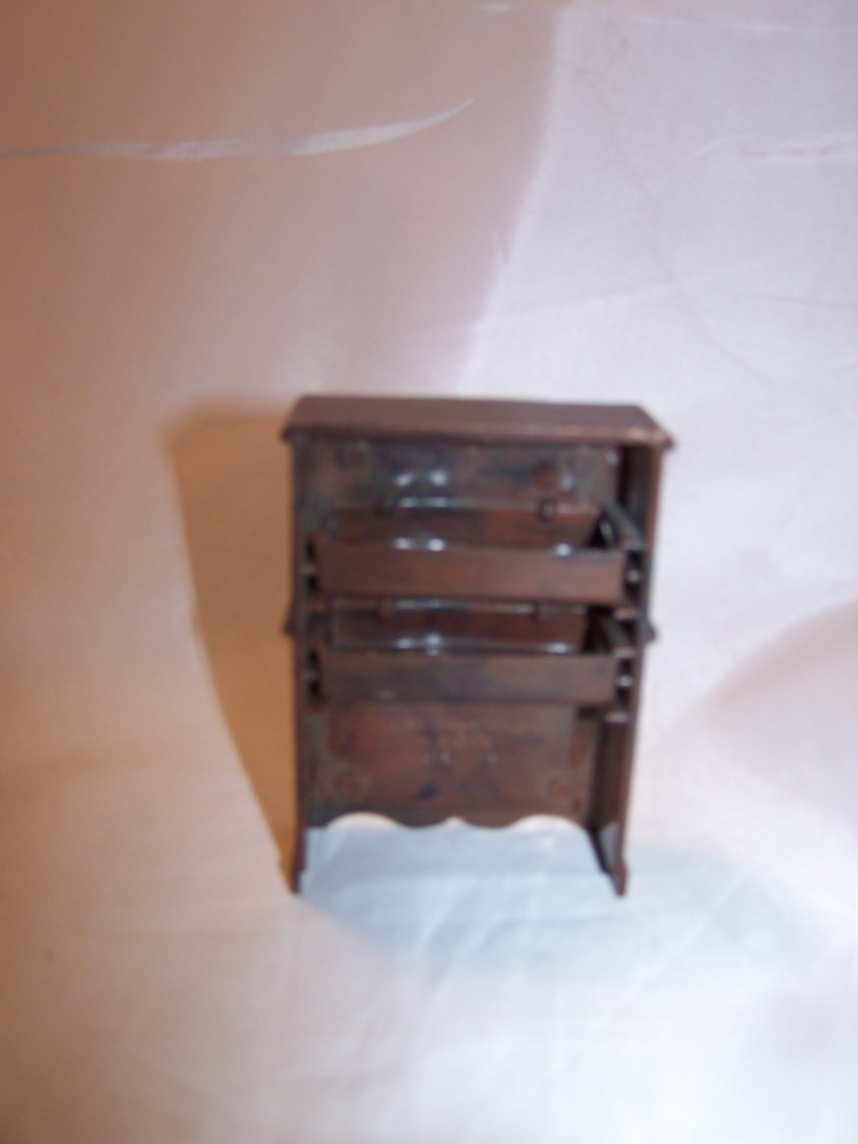 Image 3 of Dollhouse Dresser, Working Drawers, Renewal, Made in USA
